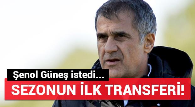 Beşiktaş kolları sıvadı!