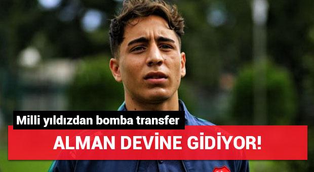 Borussia Dortmund'dan Emre Mor bombası!