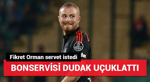 Beşiktaş'ın Gökhan Töre için istediği bonservis dudak uçuklattı!