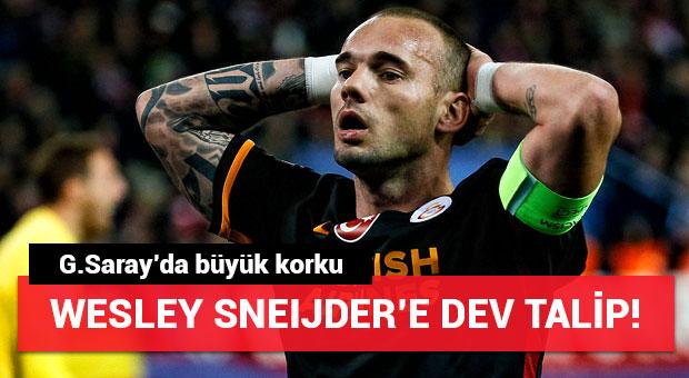 Mourinho'nun Sneijder planı!