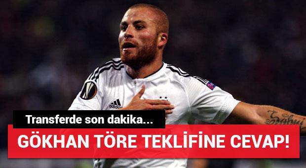 Beşiktaş'tan West Ham'ın Gökhan Töre teklifine cevap!
