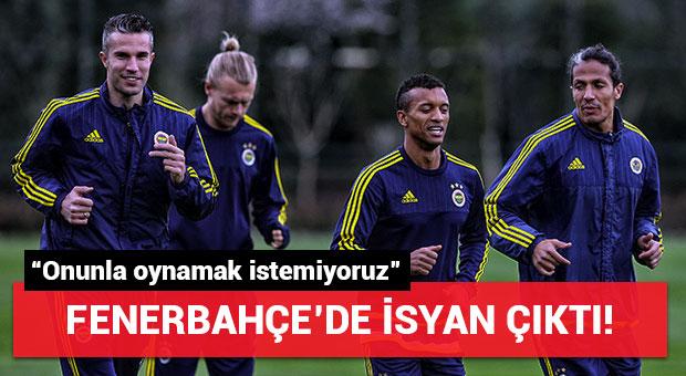 Fenerbahçe'de Bruno Alves isyanı!