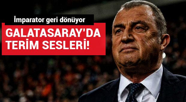 Fatih Terim Galatasaray'a geri dönüyor!