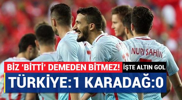 Türkiye son dakikada devirdi!