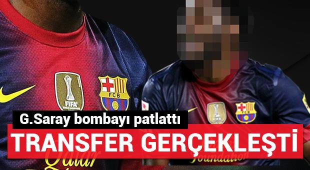 Yıldız futbolcu G.Saray'da!