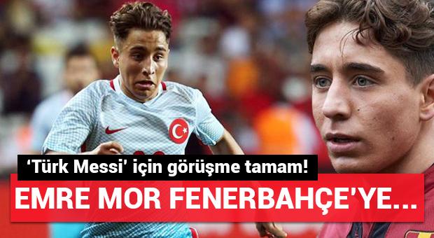 Fenerbahçe'de Emre Mor atağı!