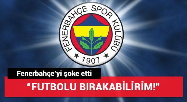 Agger'den Fenerbahçe'yi şoke eden açıklama