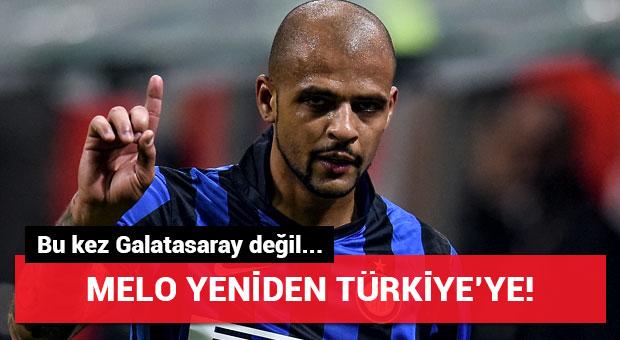 Beşiktaş'ın çılgın Melo planı!