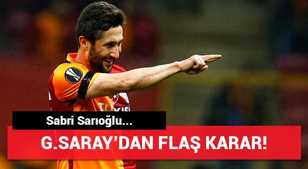 Sabri Sarıoğlu'nun sözleşmesiyle ilgili flaş karar!