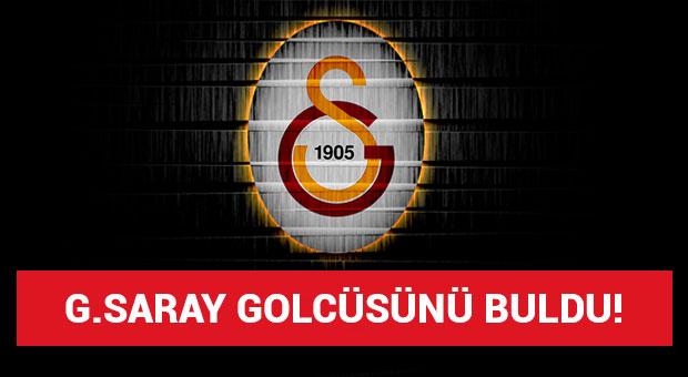 Galatasaray golcüsünü buldu!