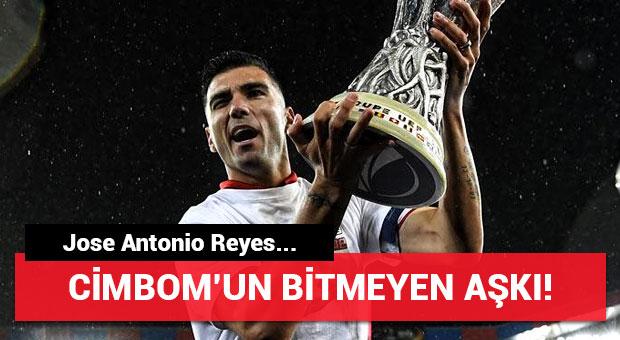 Galatasaray'ın bitmeyen aşkı: Reyes