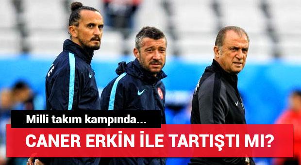 Tümer Metin'den Caner Erkin açıklaması!