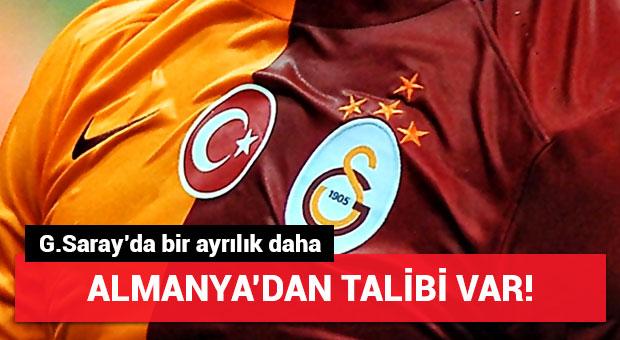 Galatasaray'da bir ayrılık daha! Almanya'dan talibi var...