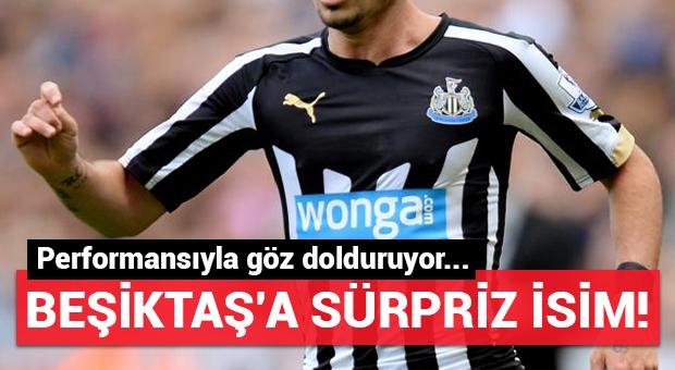 Beşiktaş'tan sürpriz transfer girişimi
