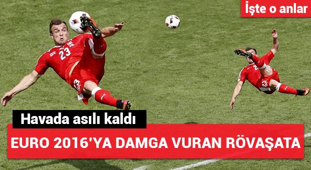 EURO 2016'nın en güzel golüne aday...