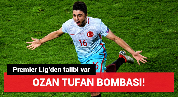 Ozan Tufan'a Premier Lig'den talip var!
