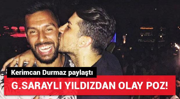 Yasin Öztekin'in Kerimcan Durmaz ile pozu olay yarattı!