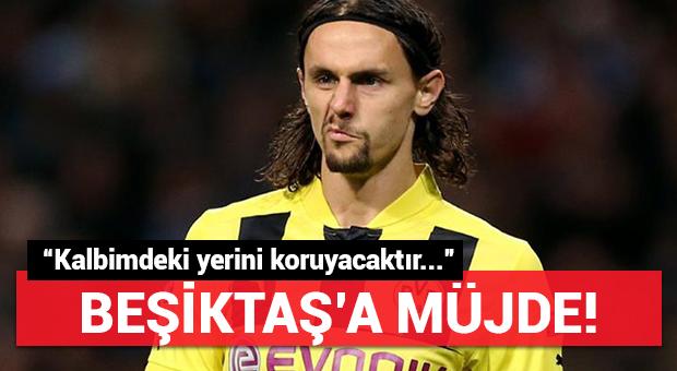 Beşiktaş'a müjde!