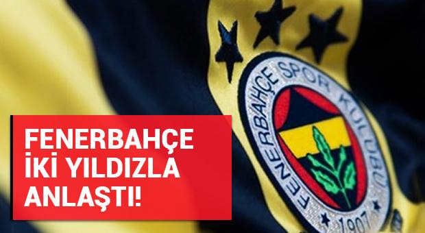 Fenerbahçe, Neustadter transferini bitirdi