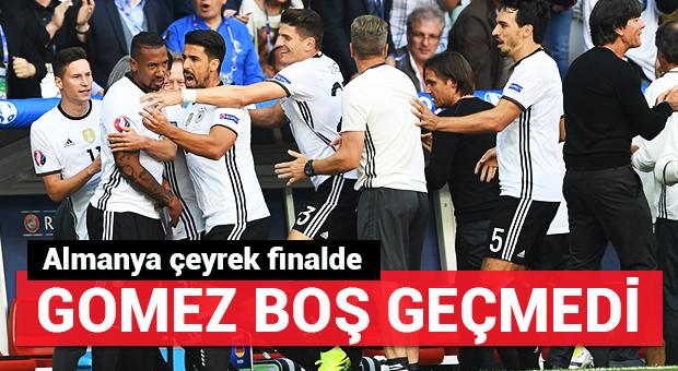 Gomez boş geçmedi!