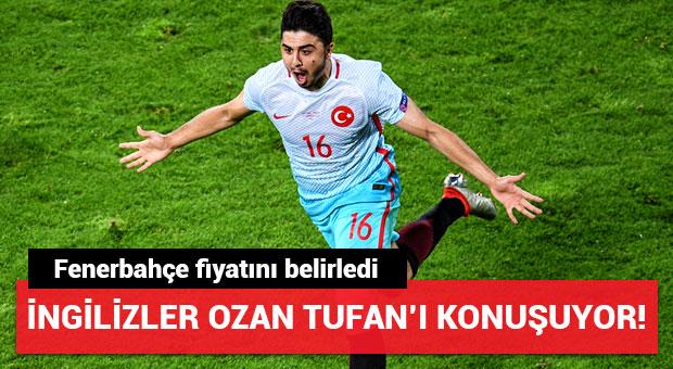 Fenerbahçe Ozan Tufan'ın fiyatını belirledi