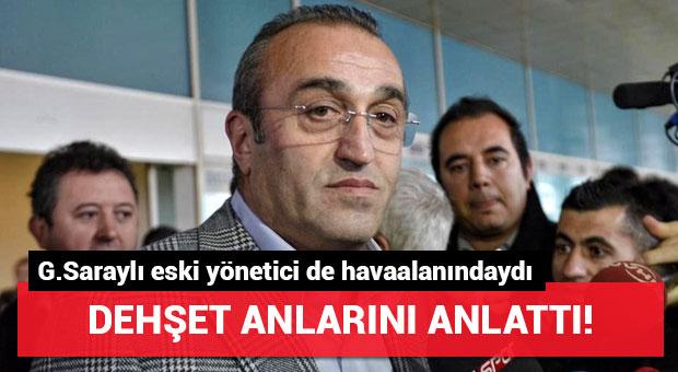 Abdurrahim Albayrak da Atatürk Havalimanı'ndaydı