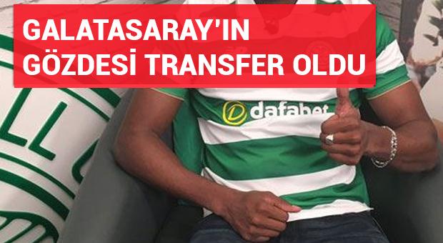 Dembele Celtic'e transfer oldu