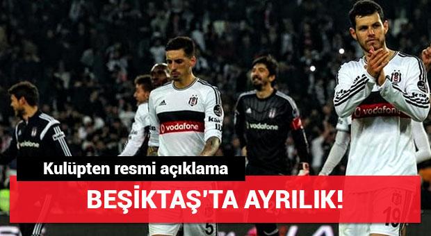 Pedro Franco Beşiktaş'tan ayrıldı