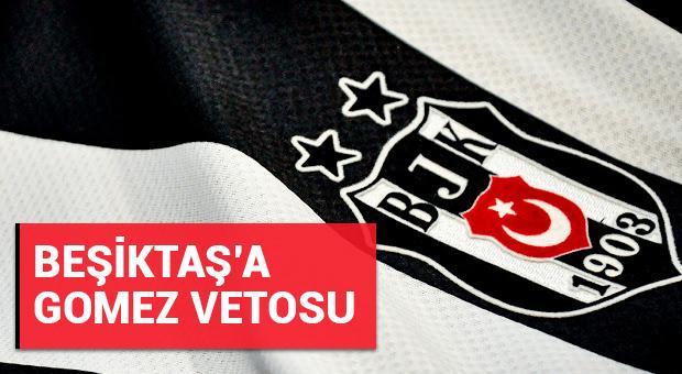 Beşiktaş'a Gustavo Gomez'den kötü haber