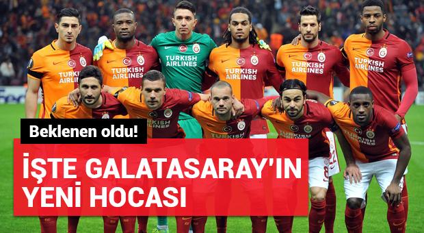 Galatasaray, Riekerink ile anlaştığını açıkladı