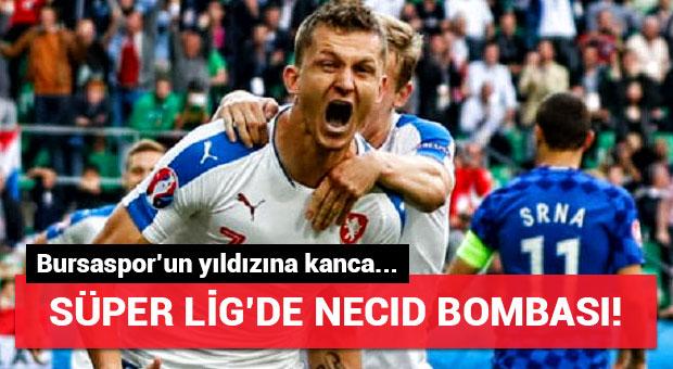 Süper Lig ekibinden Necid'e kanca!