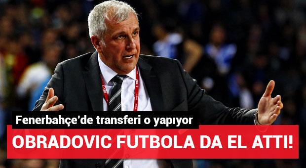 Fenerbahçe Zivkovic için Obradovic'i araya soktu!