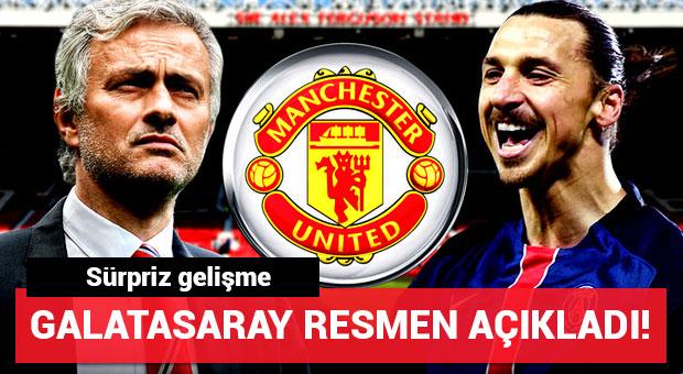 Manchester United ile Galatasaray'ın maçı resmen açıklandı!