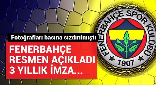 Aatif Chahechouhe Fenerbahçe'de!