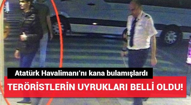 Havalimanını kana bulayan teröristlerin uyrukları belli oldu!