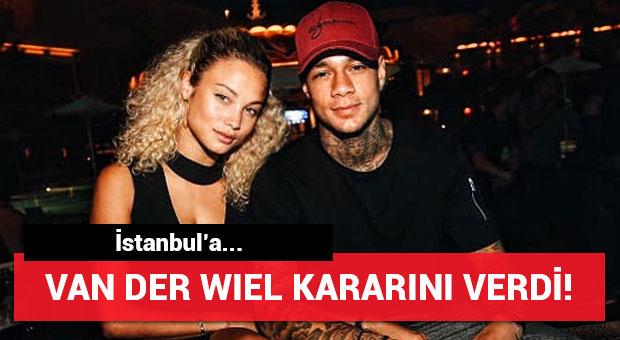 Van der Wiel'in Fenerbahçe kararı!
