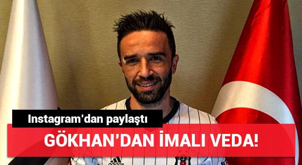 Gökhan Gönül'den Fenerbahçe'ye imalı veda!