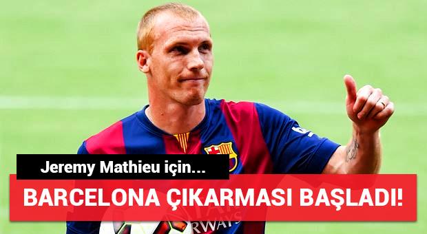 Beşiktaş'tan Jeremy Mathieu bombası!