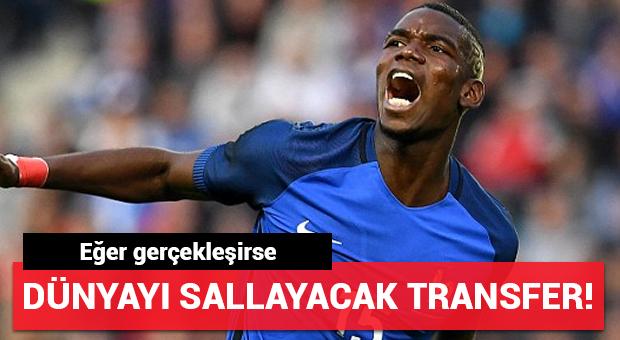 Futbol piyasasını sallayacak transfer!