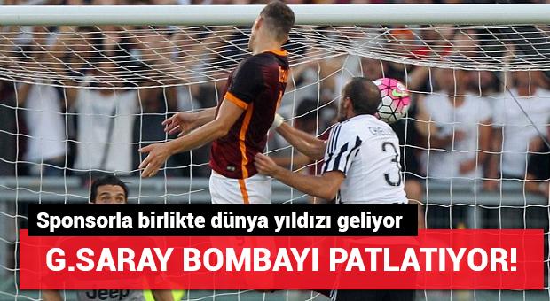 Galatasaray bombayı patlatıyor!