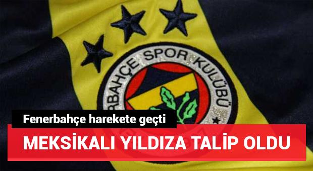 Fenerbahçe Marco Fabian için görüşmelere başladı