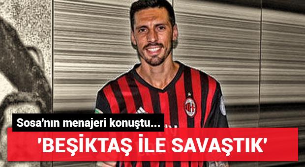 Sosa'nın transferi sonrası konuştu...