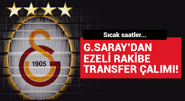 Galatasaray'dan Beşiktaş'a Eto'o çalımı!