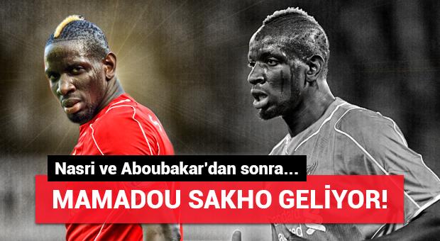 Nasri ve Aboubakar'dan sonra bir bomba daha! Mamadou Sakho...