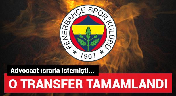 Fenerbahçe, transferi bitirdi...