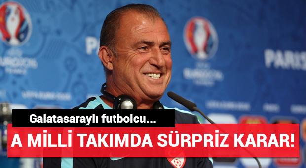 Galatasaraylı futbolcu Tolga Ciğerci A Milli Takım kadrosunda!