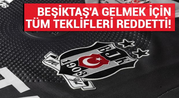 Gökhan İnler Beşiktaş'a gelmek istiyor