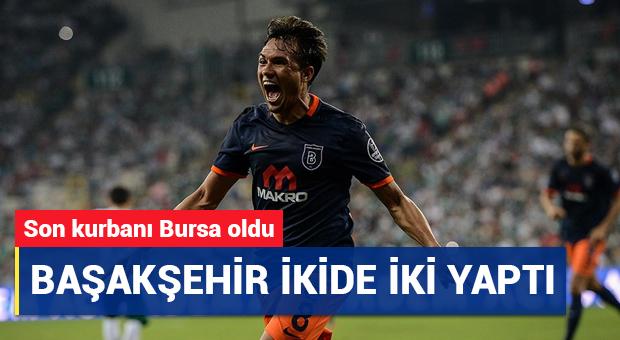 Bursaspor 0-2 Medipol Başakşehir | Süper Lig Maç Sonucu