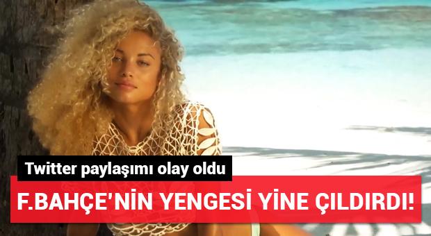 Fenerbahçe'nin yeni yengesi Rose Bertram çıldırdı!