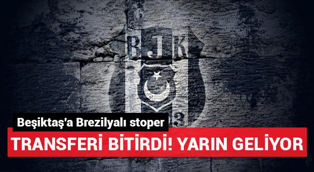 Beşiktaş Manoel Messias transferini bitirdi!
